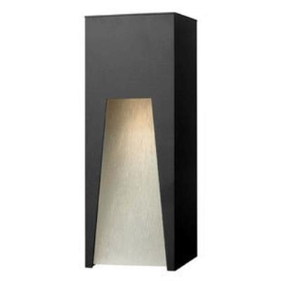 Hinkley Lighting 1764SK Kube - One Light Outdoor Large Wall Sconce