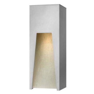 Hinkley Lighting 1764TT-LED Kube - LED Large Outdoor Wall Mount
