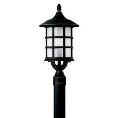 Hinkley Lighting 1801OP Freeport - One Light Outdoor Post Lantern