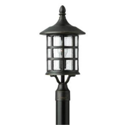 Hinkley Lighting 1801 Freeport - One Light Outdoor Post Mount