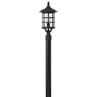 Hinkley Lighting 1801BK-GU24 Freeport - One Light Large Post