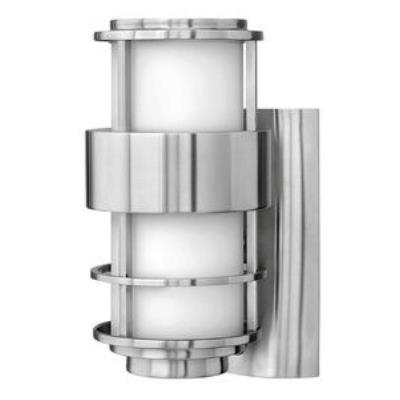 Hinkley Lighting 1900SS-GU24 Saturn - One Light Small Outdoor Wall Mount
