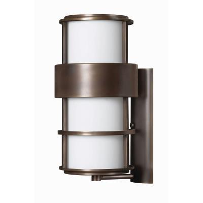 "Hinkley Lighting 1905MT Saturn - 20.3"" 15W 1 LED Outdoor Wall Lantern"