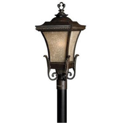 Hinkley Lighting 1931RB-GU24 Brynmar - One Light Large Post