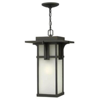 Hinkley Lighting 2232OZ Manhattan - One Light Outdoor Hanging Lantern