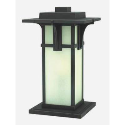 Hinkley Lighting 2237OZ Manhattan - One Light Outdoor Pier Mount