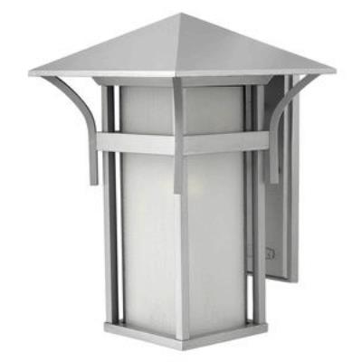 Hinkley Lighting 2575TT-GU24 Harbor - One Light Large Outdoor Wall Mount