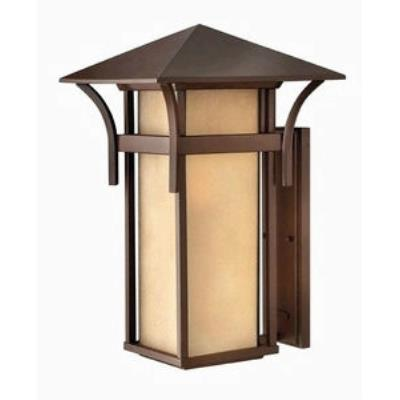 Hinkley Lighting 2579AR-LED Harbor - One Light Outdoor Large Wall Mount