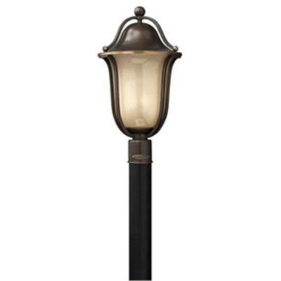 Hinkley Lighting 2631OB-GU24 Bolla - One Light Large Post