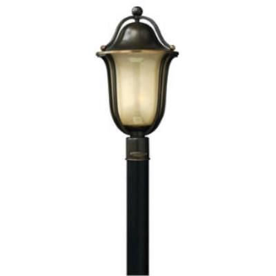 Hinkley Lighting 2631OB Bolla Collection Post
