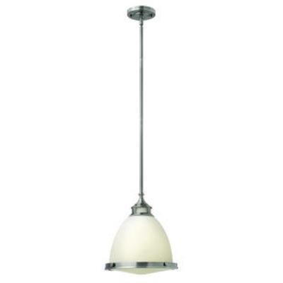 Hinkley Lighting 3124PL Amelia - One Light Combo Mini-Pendant