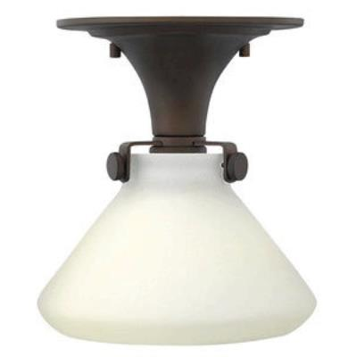 Hinkley Lighting 3140OZ Congress - One Light Flush Mount