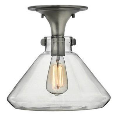 Hinkley Lighting 3147AN Congress - One Light Flush Mount