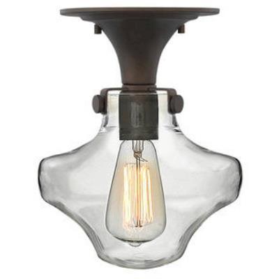 Hinkley Lighting 3150OZ Congress - One Light Flush Mount