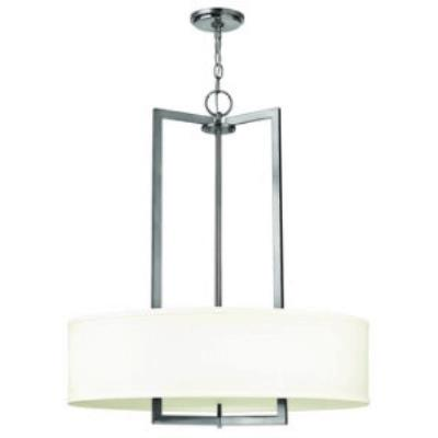 "Hinkley Lighting 3204 Hampton - 30.25"" Three Light Chandelier"