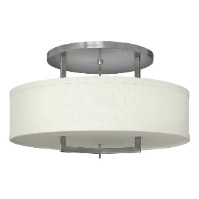 Hinkley Lighting 3211AN-LED Hampton - LED Semi-Flush Mount