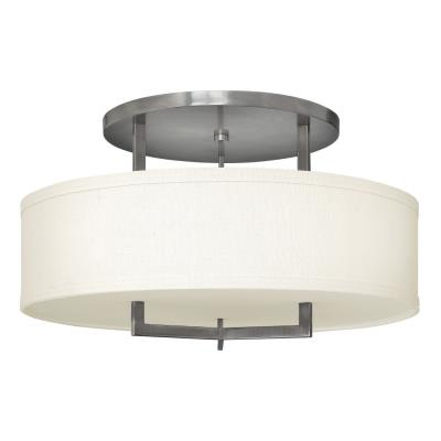 Hinkley Lighting 3211AN 4LT SEMI FLUSH FOYER