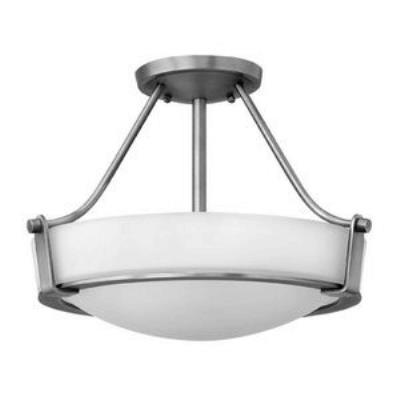 Hinkley Lighting 3220AN Hathaway - Three Light Semi-Foyer