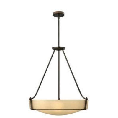 Hinkley Lighting 3224OB Hathaway - Five Light Inverted Foyer