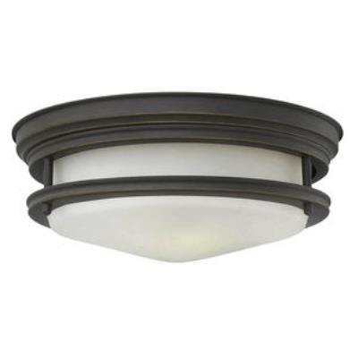 Hinkley Lighting 3302OZ Hadley - Two Light Flush Mount