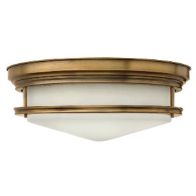 Hinkley Lighting 3304BR-LED Hadley - LED Flush Mount