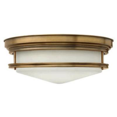 Hinkley Lighting 3304BR Hadley - Four Light Flush Mount