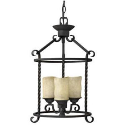 Hinkley Lighting 3502OL Casa Collection Mini-Chandelier