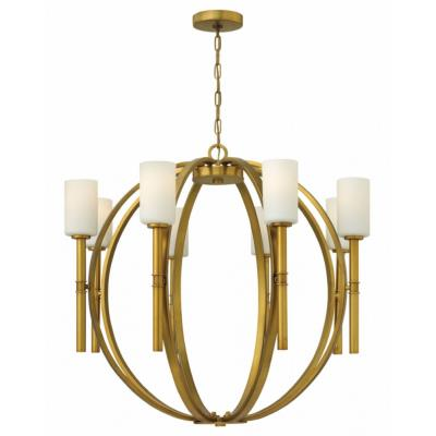 Hinkley Lighting 3588VS Margeaux - Eight Light Chandelier