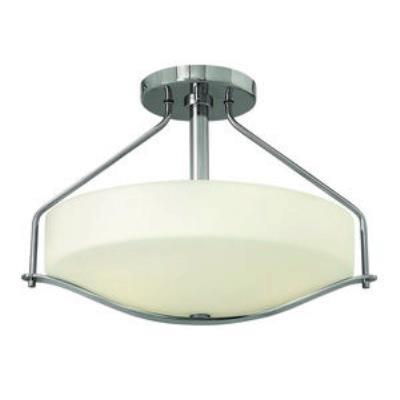 Hinkley Lighting 3821CM Pelham - Three Light Semi-Flush Mount