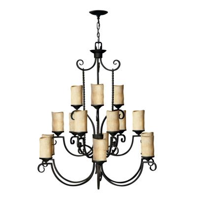 Hinkley Lighting 4019OL Casa Chandelier