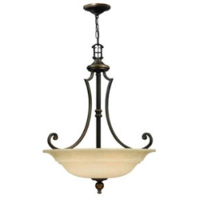 Hinkley Lighting 4244OB Plymouth Collection Pendant
