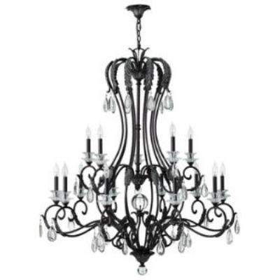 Hinkley Lighting 4408GR Marcellina Fifteen Light Chandelier