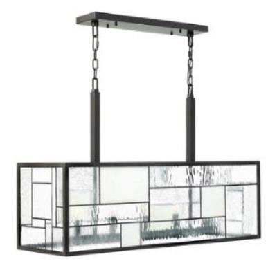 Hinkley Lighting 4575 Mondrian - Five Light Chandelier