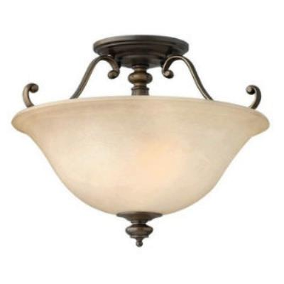 Hinkley Lighting 4591RY 2LT SEMI FOYER