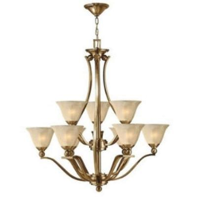Hinkley Lighting 4657BR 9LT CHANDELIER