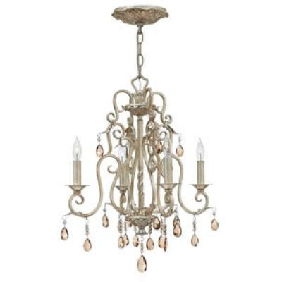Hinkley Lighting 4774SL Carlton - Four Light Chandelier