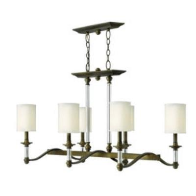 Hinkley Lighting 4796EZ Chandelier Sussex