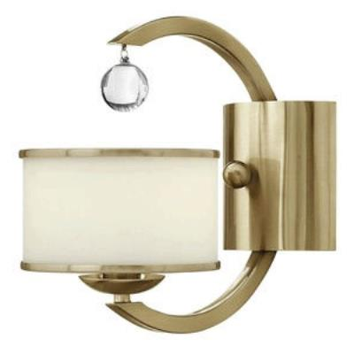 Hinkley Lighting 4850BC Monaco - One Light Wall Sconce