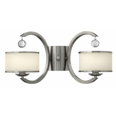 Hinkley Lighting 4852BN Monaco - Two Light Wall Sconce
