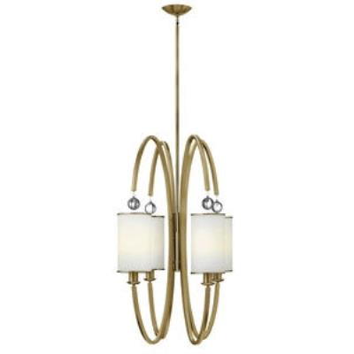 Hinkley Lighting 4858BC Monaco - Four Light Foyer