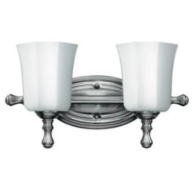 Hinkley Lighting 5012BN Shelly Two Light Wall Sconce