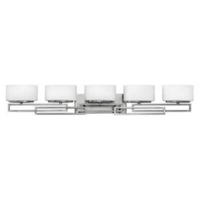 Hinkley Lighting 5105AN Lanza - Five Light Bath Bar