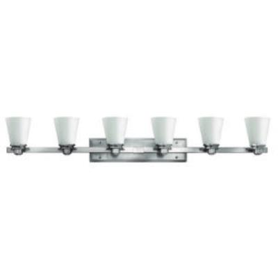 Hinkley Lighting 5556BN Avon Six Light Wall Sconce