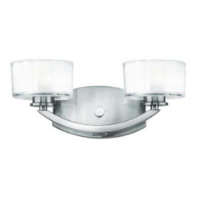 Hinkley Lighting 5592 Meridian - Two Light Bath Bar