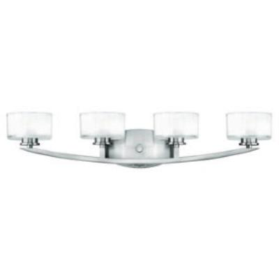 Hinkley Lighting 5594 Meridian - Four Light Bath Bar