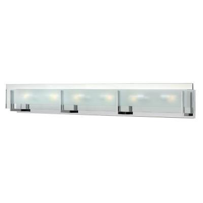 Hinkley Lighting 5656CM Latitude - Six Light Bath Vanity