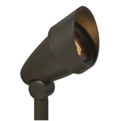 Hinkley Lighting 1538BZ Low Voltage One Light Outdoor Spot Lamp