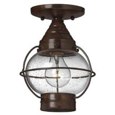 Hinkley Lighting 2203SZ Cape Cod Brass Outdoor Ceiling
