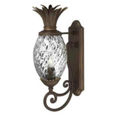 Hinkley Lighting 2220CB Plantation Cast Outdoor Lantern Fixture