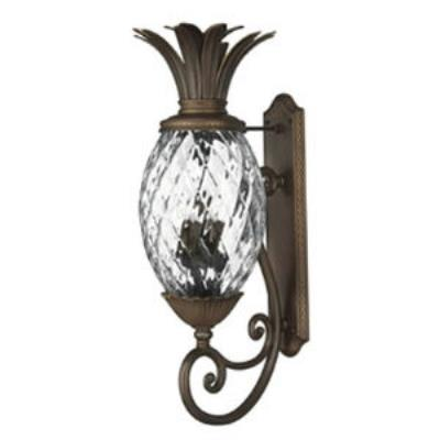 Hinkley Lighting 2225CB Plantation Cast Outdoor Lantern Fixture